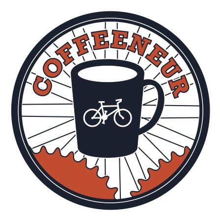 Doug/Umbrella Works 2016 Coffeeneuring Finisher's Badge