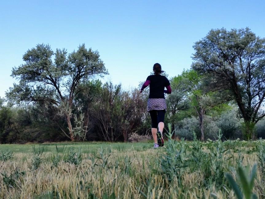 Farmington running