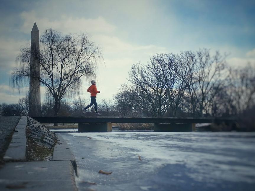 Feburary Running in DC