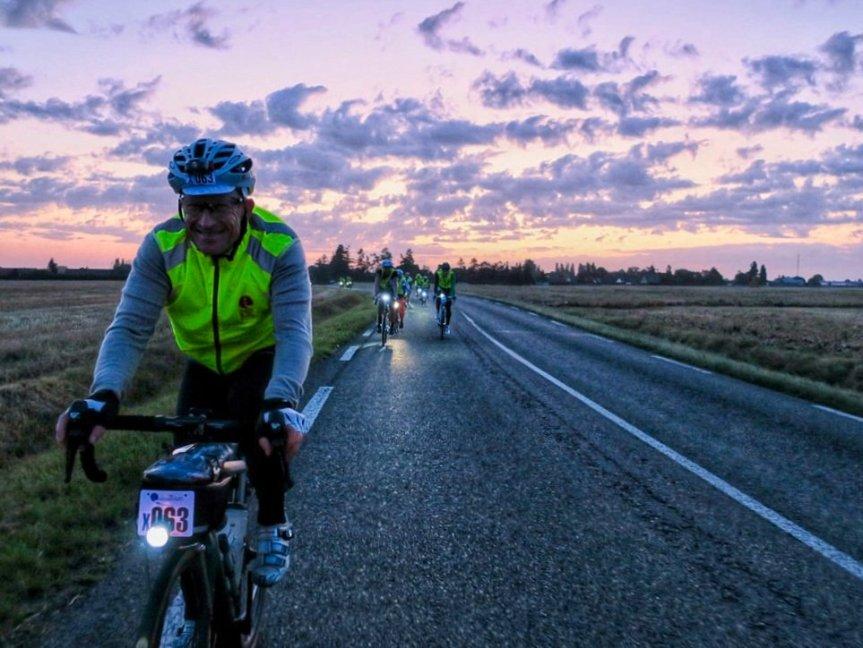 Day 1: Sunrise miles with Doug